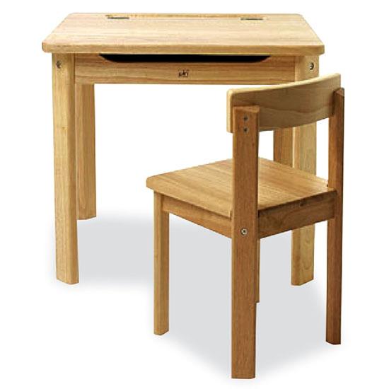 Studio yellowstone in legno tavolino e sedia 00210004 for Tavolo legno bimbi