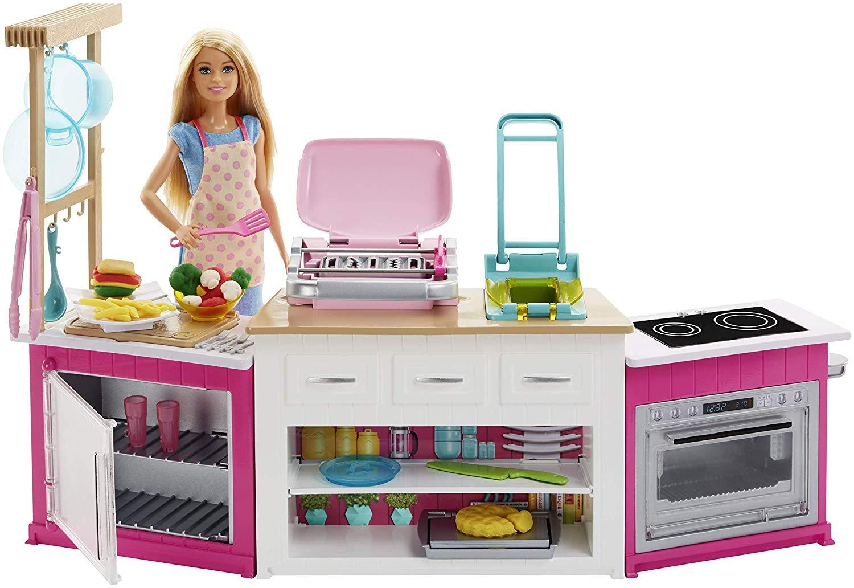 Barbie cucina da sogno frh73 0887961626094 vendita giocattoli bambini online - Sogno in cucina ...