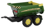 Container Rolly Toys John Deere halfpipe