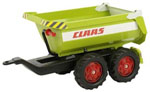 Container Rolly Toys Claas
