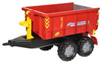 Container Rolly Toys Rosso