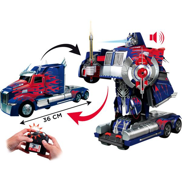Autobot Optimus Prime Radiocomandato [200124] - € 79.00 : Vendita