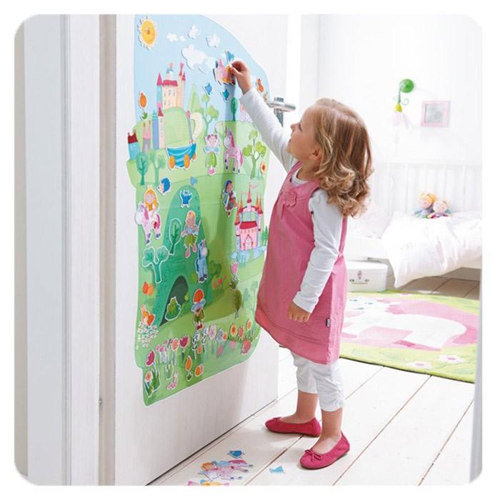 Haba pannello magnetico da parete giardino delle fate 301487 vendita giocattoli - Stencil da parete per bambini ...