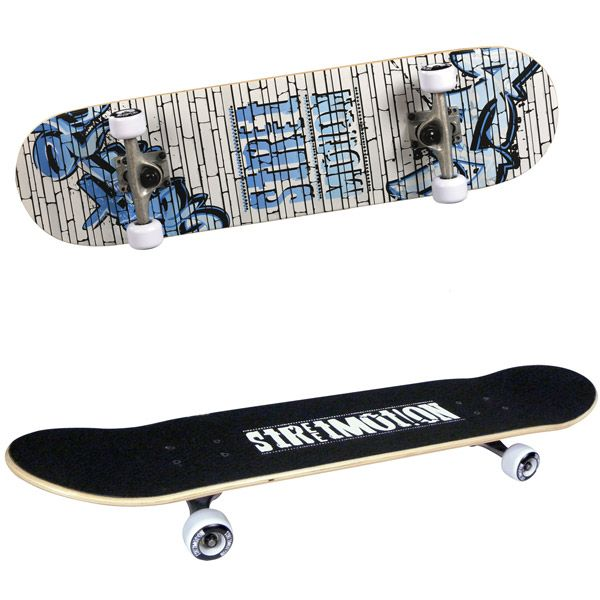 Jouè Club Skateboard 31 Design Blu