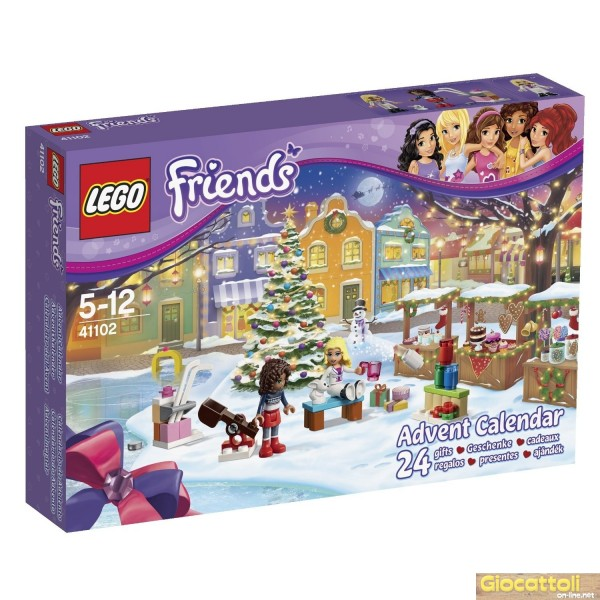 Lego Friends Calendario Dell'Avvento 2015