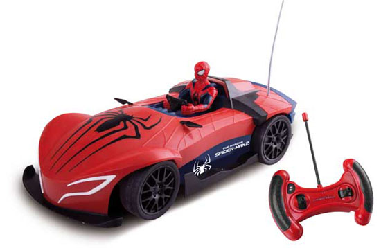 Radiocomando Auto Spiderman Jouè Club