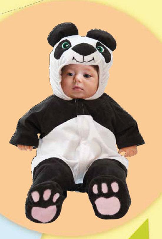 orologio negozio ufficiale nuovo aspetto Costume Carnevale Panda 6/9 mesi Fancy Magic : Vendita Giocattoli ...