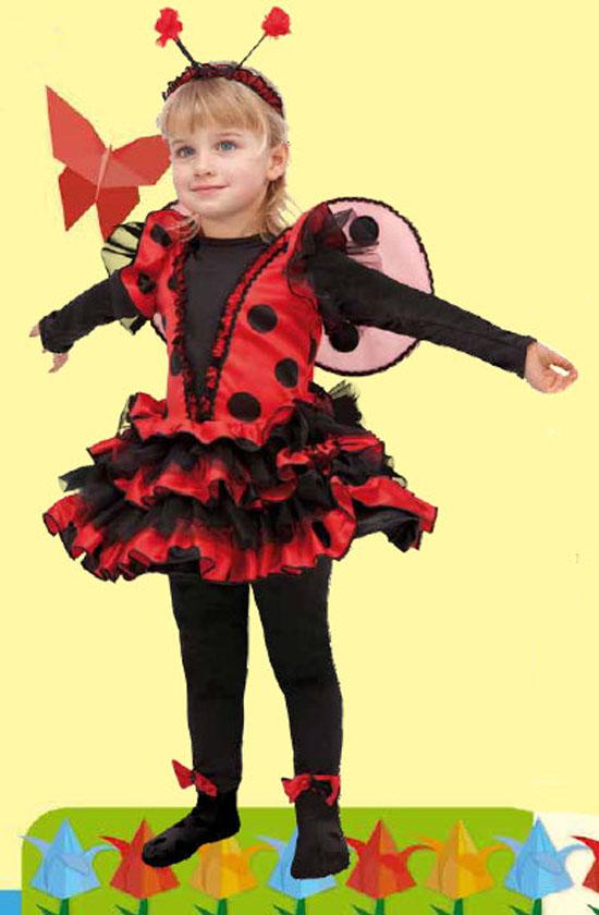 scarpe da ginnastica cerca autentico comprare popolare Costume Carnevale Baby Coccinella 2/3 anni Fancy Magic ...