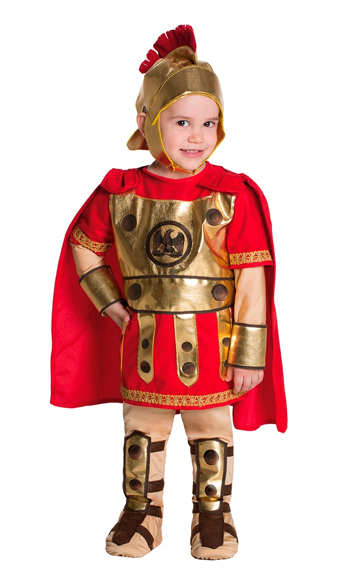 Costume Carnevale Centurione 1/2 Anni Fancy Magic