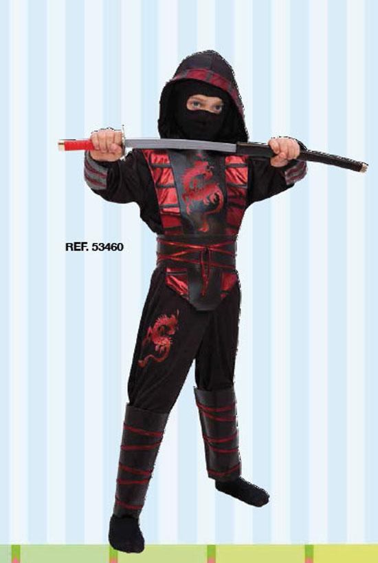 Bambina Vestito Carnevale Carnevale Ninja Vestito Ninja f76Yygbv