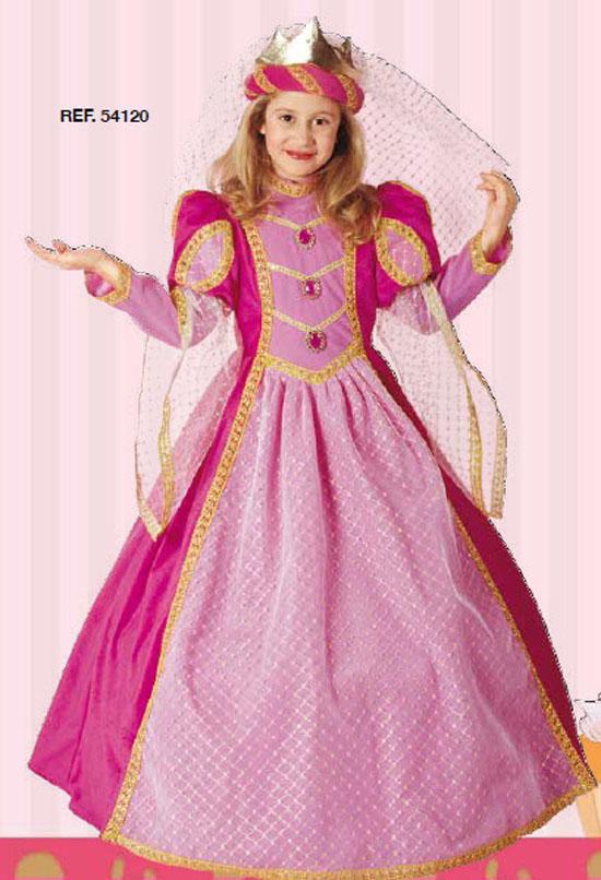 Costumi Carnevale Bimbi Milano ~ Costume carnevale principessa in rosa anni  fancy d63a23329d9
