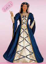 Costume Carnevale Juliet Taglia M (44/46) Fancy Magic