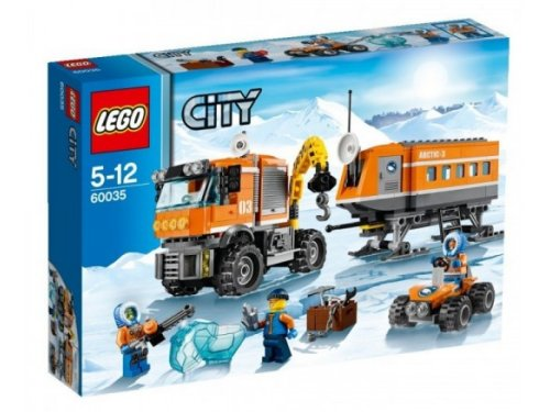Lego City La base Artica Mobile
