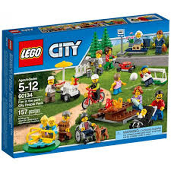 Lego City Divertimento Al Parco