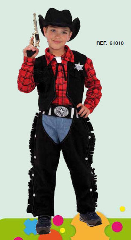 scarpe esclusive marchio famoso Guantity limitata Costume Carnevale Cow Boy Texas 7/8 anni Fancy Magic [61010 ...