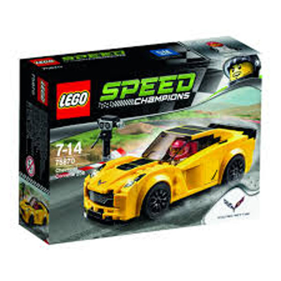 Lego Speed Champions Chevrolet Corvette Z06