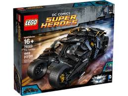 Lego Super Heroes Tumbler Batmobile