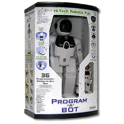 Program-a-Bot Robot Programmabile Silverlit