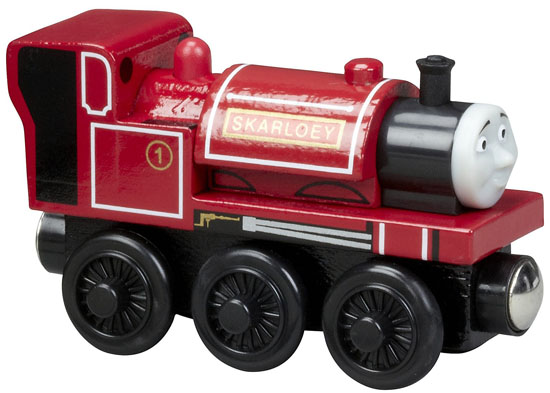 Trenino Thomas & Friends Skarloey