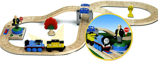 Pista trenino Thomas & Friends in legno