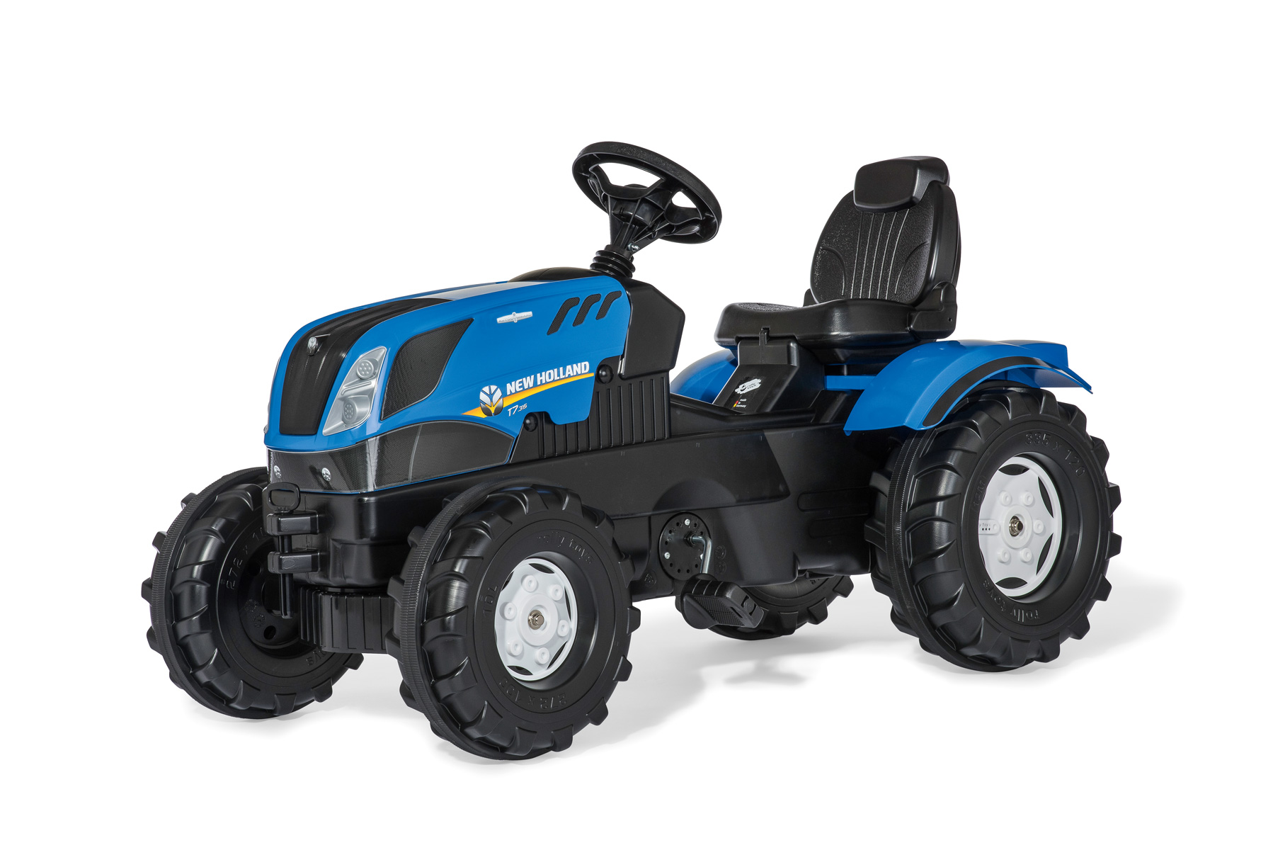 601295 New Holland T7 trattore a pedali