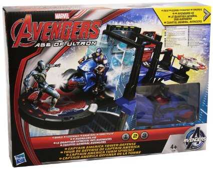 Avengers Age Of Ultron Miniverse Playset