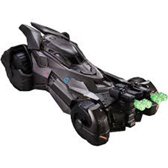Mattel Batman Vs Superman Batmobile