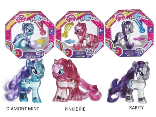 My Little Pony Cutie Mark Magic Water Assortiti