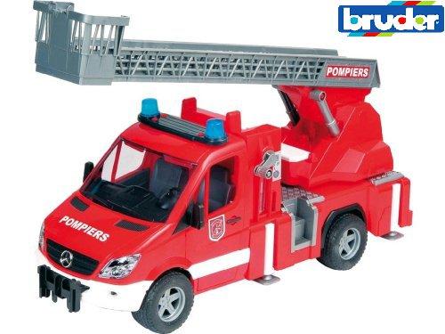 Dei Pompieri Benz Giocattoli Camion Mercedes BruderVendita 0wPkn8OX
