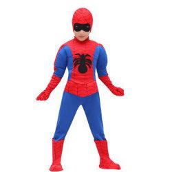outlet in vendita scegli il meglio prezzo più economico Costume Carnevale Spider-Man Baby 4/5 Anni Pegasus [0412 ...