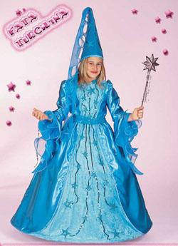 Costume carnevale 7 anni