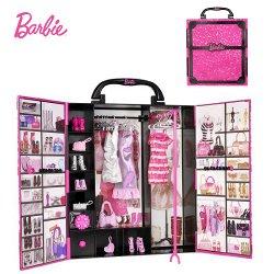 Guardaroba Di Barbie.Mattel Armadio Della Moda Di Barbie X5357 49 00