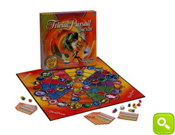 Trivial pursuit junior Hasbro